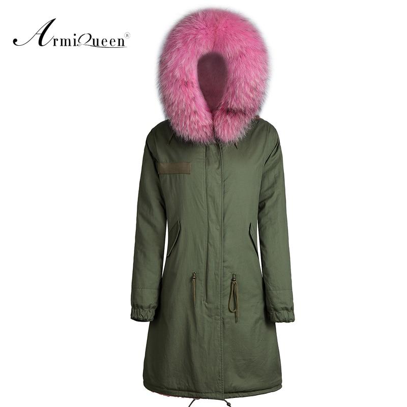 men faux fur coat long Fur Jacket Outerwear Long Parka Winter Coat