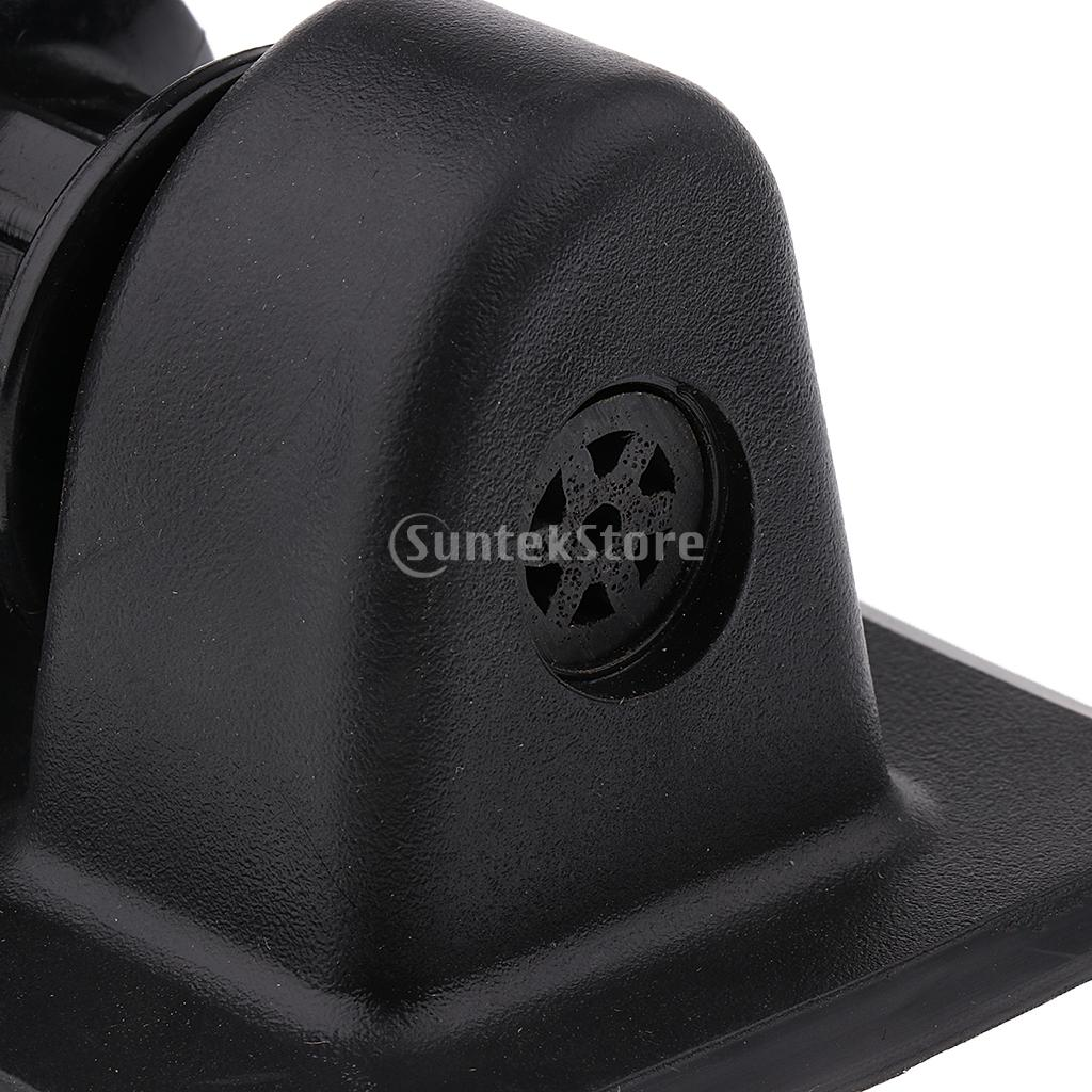 PVC Kayak Canoe Inflatable Boat Anchor Cleat Dock Mooring Accessories Black