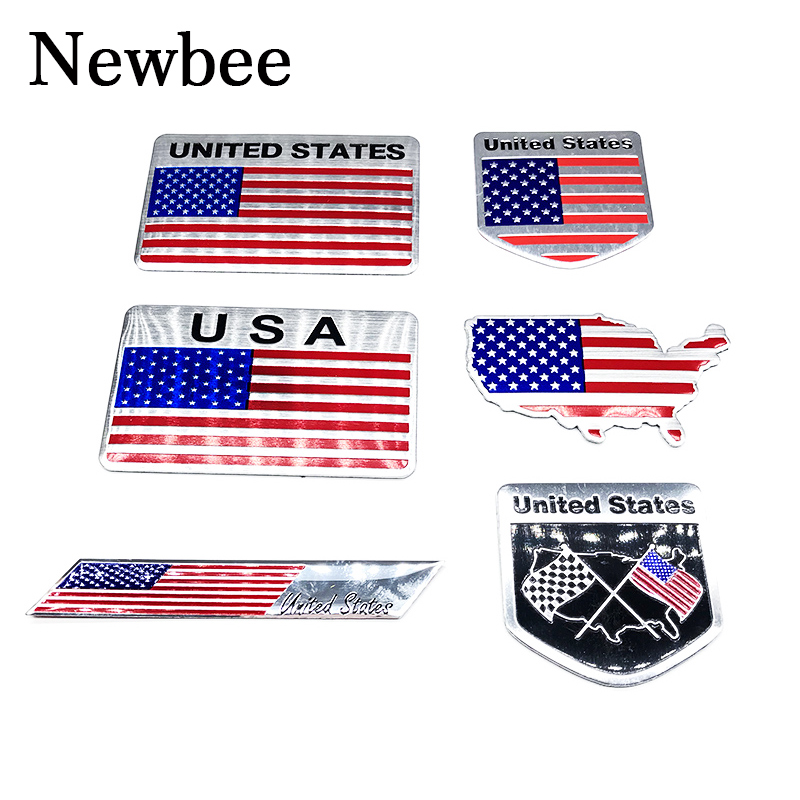 US $0.83 50% OFF|Newbee Car Styling Motorcycle Decal United States on american revolution bicentennial flag, map of the united states area codes, texas united states flag, map of the united states black, map of the world flag, map of the statue of liberty, map of the philippines flag,
