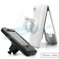Super Waterproof Case For IPhone 4 And 4S Convenient To Mount On Bike And Motorcycle For