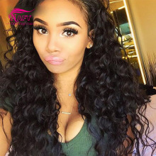 Cheap Brazilian Hair 4 Bundles Brazilian Deep Curly Virgin Hair 7a Unprocessed Wet and Wavy Virgin Brazilian Hair Deep Wave
