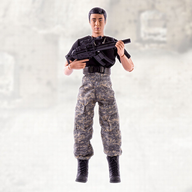 1 6 World Peacekeepers soldier action figure SWAT Military model toy anime figure kids toys for children in Action Toy Figures from Toys Hobbies