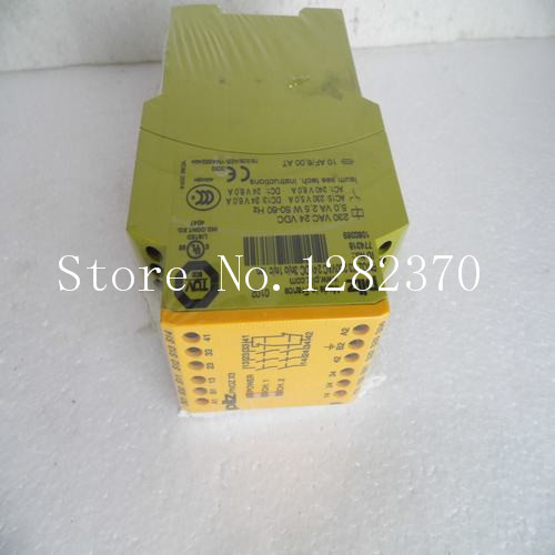 цена на New PILZ safety relays PNOZ X3 230VAC 24VDC 3n / o 1n / c 1so spot