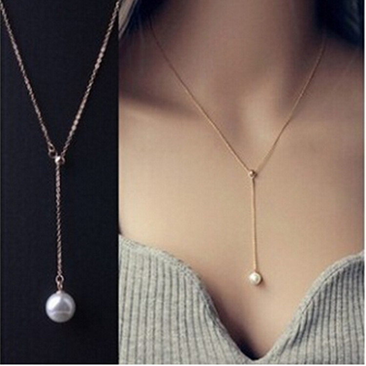 New Sailor Moon Collares imitation Pearl Pendant Necklace For Women Collier Jewelry Wholesale Colar Kolye Exo Aliexpress