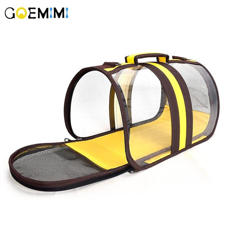 Chaude Portable Chien Sac de Transport Pour Moyen-taille Chiens Mesh Respirant Animaux Chiot Chat En Plein Air Trave Transportant des Animaux produits