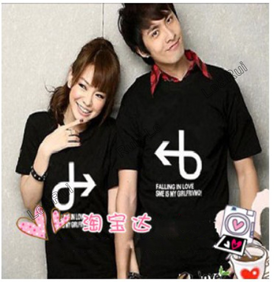 Shirt design for couples - Aliexpress Com Buy Men Women Fashion Couple T Shirt Tops For 2015 Lovers Summer Cotton Clothes Clothing Designer Printed Symbol Crop Tees Brand Bow From