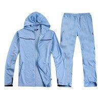 דיג חיצוני הגנת UV מהיר יבש לנשימה דק מעיל חליפת מכנסיים לדוג UV auti הוכחת שמש צמרות בגדי סטי מכנסיים