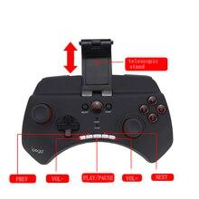2pcs IPEGA PG 9025 PG9025 PG 9025 Wireless Bluetooth Gamepad Game Controller Adjustable Holder Joystick For