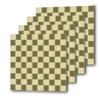 Wholesale Europe KTV Gold 3D Backsplash Tile Waterproof Wall Stickers Home Decor Living Room 30CM Aluminum Alloy Glass Mosaic