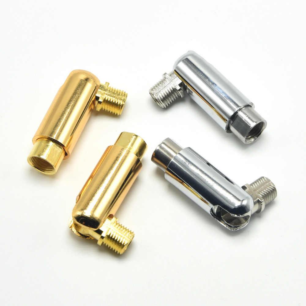 20 штук M10 Универсальная головка 180 градусов вращение болты 10 мм мужской/женский зуб трубка для коридора/крыльцо/барная люстра светодиодные лампы