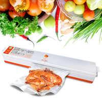 Household Food Vacuum Sealer Machine China Sealing Saver Keep Fresh Food Packaging Machine Vacuum Sealer Packer 15pcs Bags