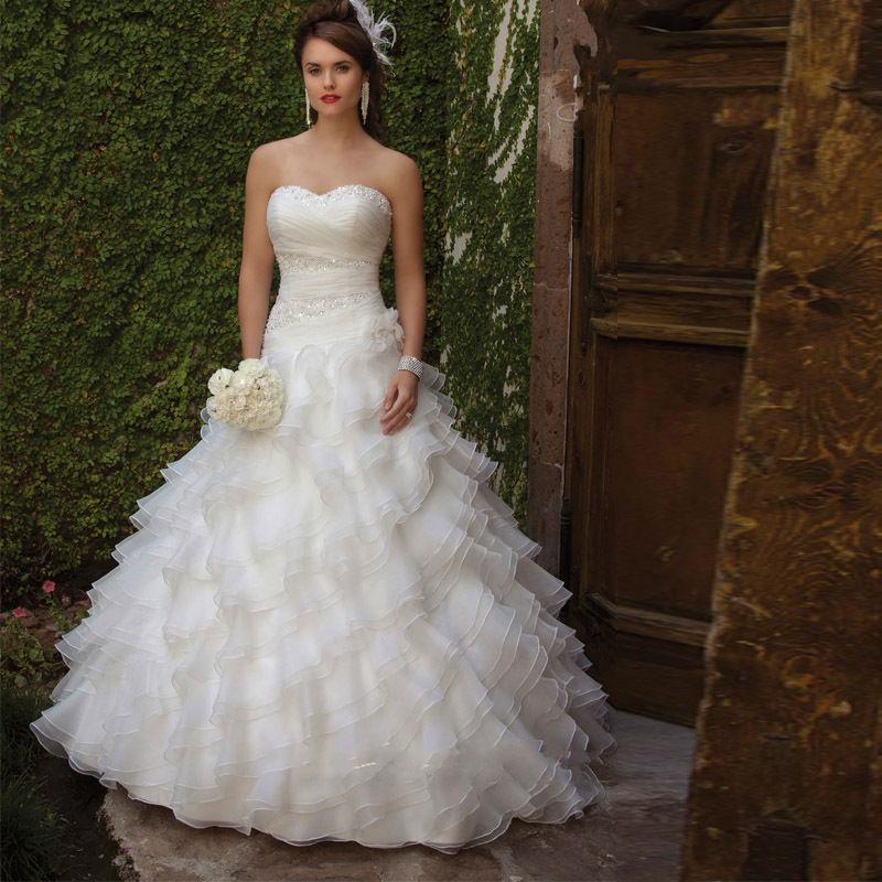 Beaded Cheap Organza Beach Wedding Dresses China Ball Gown: Popular Greek Wedding Dress-Buy Cheap Greek Wedding Dress