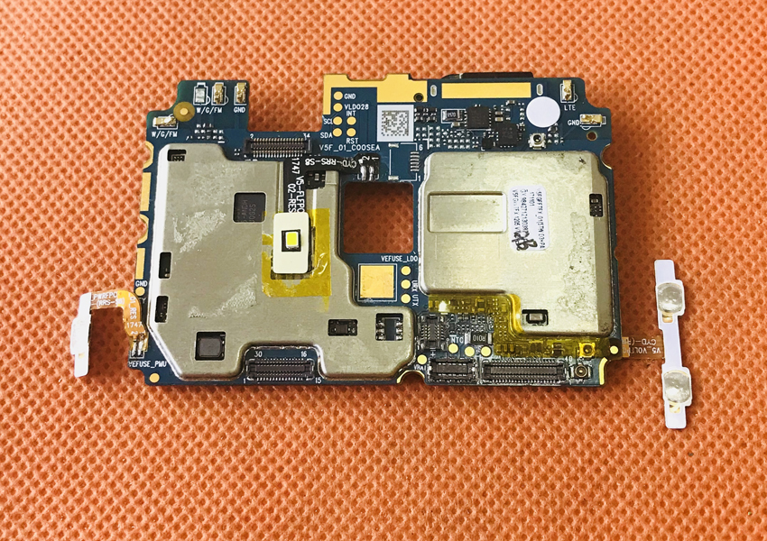 Used Original mainboard 4G RAM 64G ROM Motherboard for VKworld S8 MTK6750T Octa Core Free Shipping