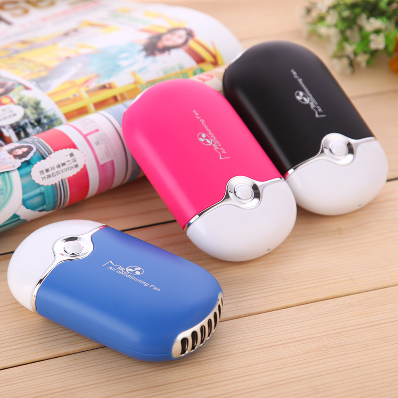 Mini Fan Mini Portable Hand Held Desk Air Conditioner Humidification Cooler Cooling Fan For Home Air Appliance Machine