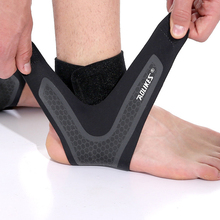 Sport Ankle Support Elastic High Protect Sports Ankle Equipment Safety Running Basketball Taekwondo Fitness Ankle Brace Support цена 2017