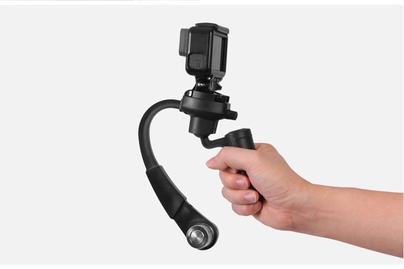 Mini Handheld Camera Stabilizer Steady Video Steadicam Gimbal for Gopro Hero 4 3 2 1 Hero 3+ for SJcam SJ4000 Xiaomi Yi Action Camera (4)