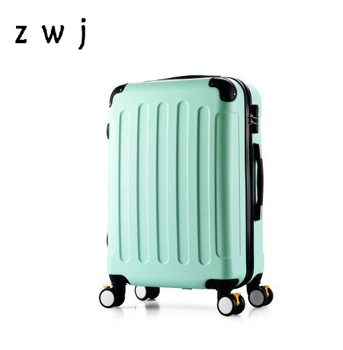 Cheap New Fashion Korean ABS+PC Rolling Luggage Trolley Men Travel Bag 20 inch Boarding Box Women Suitcases Cheap New Fashion Korean ABS+PC Rolling Luggage Trolley Men Travel Bag 20 inch Boarding Box Women Suitcases