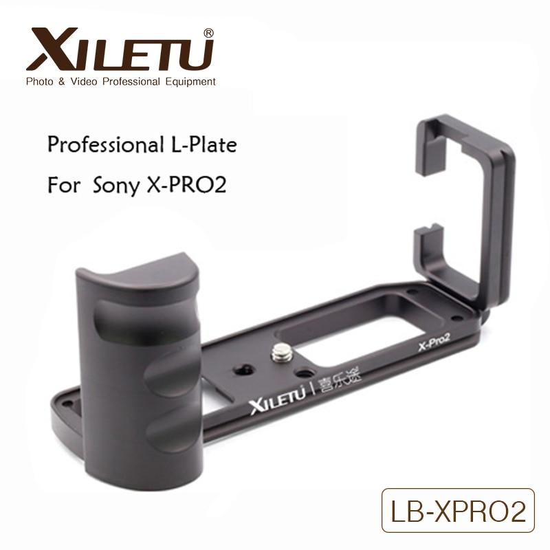 Pllaka vertikale e lëshimit të shpejtë Xiletu LB-XPRO2 Tripod QR - Kamera dhe foto