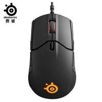 Steelseries Sensei 310 gaming mouse RGB symmetrical design for Windows LOL PUBG FPS MOBA