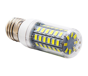 LED Globe Bulbs HRSOD 5 pcs E26/E27 12 W 56 SMD 5730 1200 LM Warm White/Cool White Corn  AC 110v or 220v