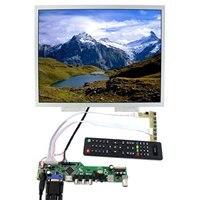 ТВ + HDMI + VGA + CVBS + RF + USB ЖК дисплей плате контроллера 15 LQ150X1LW94 1024x768 ЖК дисплей Панель