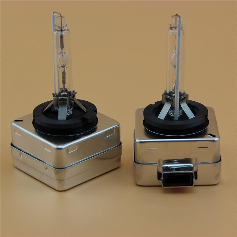 2 шт. D1S HID Ксенонова лампа лампи з - Автомобільні фари - фото 6