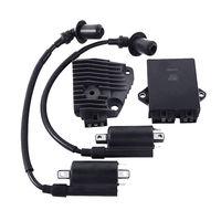 CDI Box Ignition Regulator Coil For YAMAHA XV250 V Star 250 Virago Route 66 VENTO V Thunder Colt 250 LIFAN LF250 Zongshen ZS 250