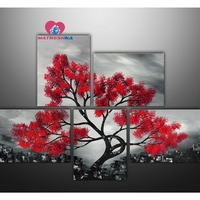 Diamond Embroidery Landscape Tree 5d Diy Diamond Painting Mosaic Drawings 5d Rhinestone Art Diamond Pictures Painting
