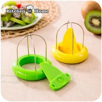 Fruit Kiwi Cutter Peeler Device Cut Digging Core Twister Slicer Kitchen Zesters Gadget 1Piece KK042