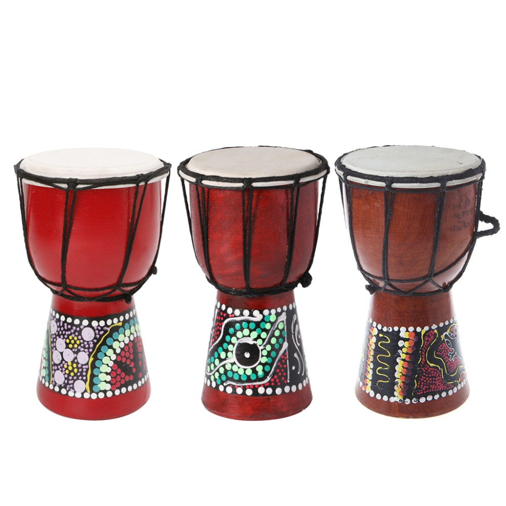 Djembe Donner Percussion  Musik 15 cm