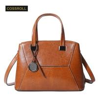 Genuine Leather Bag Female Large Shoulder Bag For Women Big Black Luxury Famous Brand Women Leather