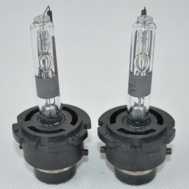 H7 Xenon Headlight Bulb Bulbs Super White 5000k (Set of Two of H7)