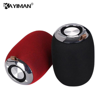 New Subwoofer Best Quality Brand Bluetooth Speakers Wirless Amplifier Wireless Portable Outdoor Subwoofer Audio Gift KAYIMAN