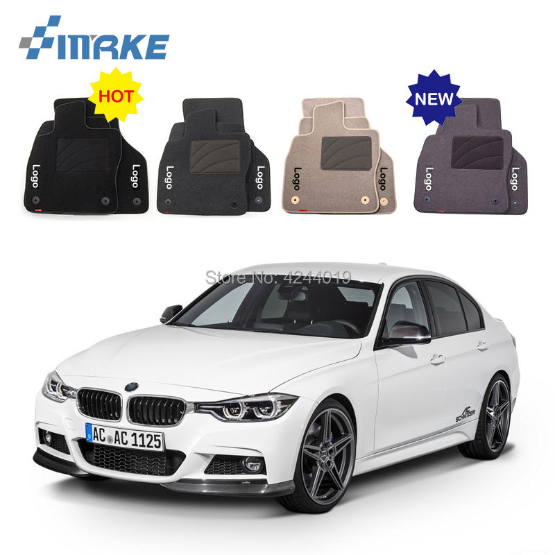 Car Mats All Weather Front Back Floor Mats for Cars Car Floor Mats For BMW 3 Series