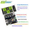 "3DSWAY 3D Printer Motherboard ARM 32 bit Controller Lerdge with Thermistor and Thermocouples 3.5"" TFT 4pcs A4988 Auto-leveling"