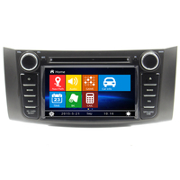 8 Inch Car DVD GPS Navigation Stereo For Nissan Sylphy Sentra Pulsar With Bluetooth Ipod TV