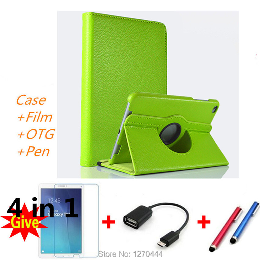 Case for 2017 Xiaomi Mi Pad 3 MiPad 3 360 Rotating Litchi skin Leather cover for