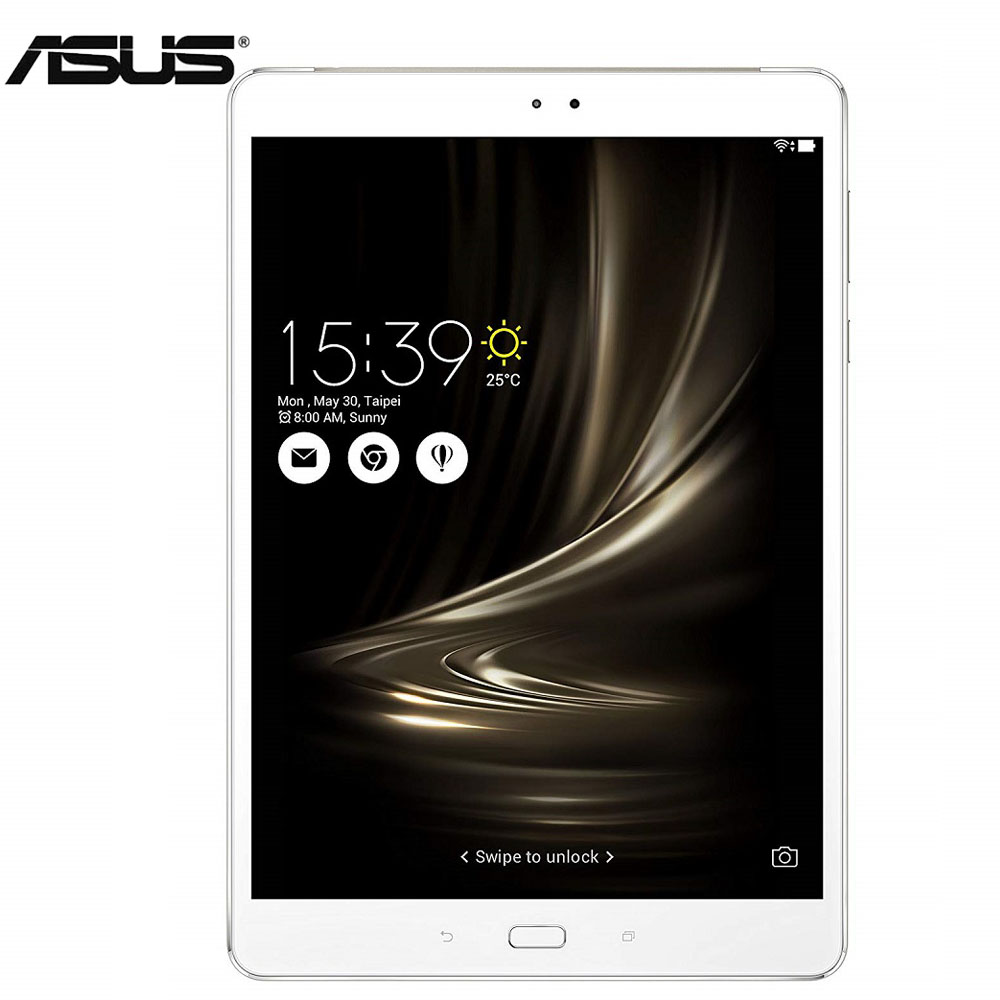 ASUS ZenPad 3S 10 Z500M 9.7 Inch Tablet PC 4GB RAM 64GB ROM MTK MT8176 Hexa Core 2048*1536 IPS Android 6.0 Tablet Silver