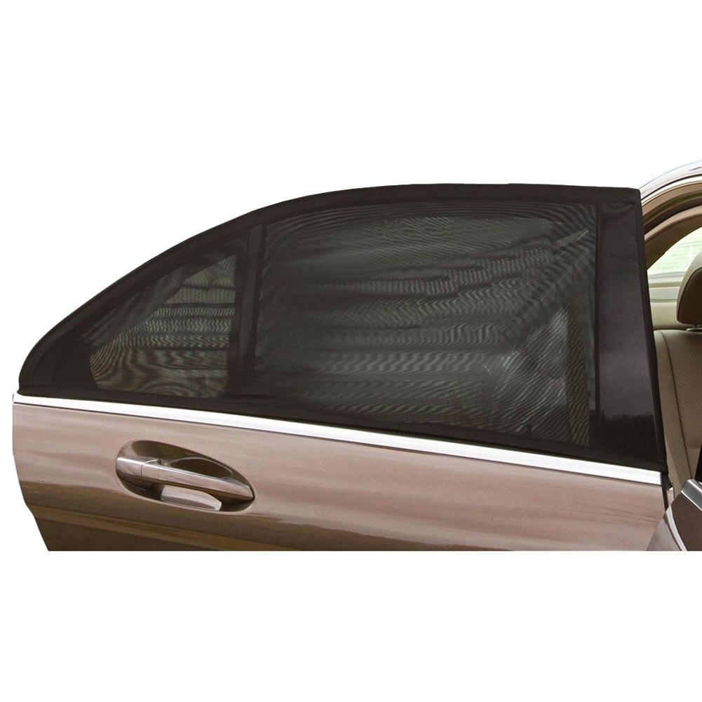 2 предмета окна автомобиля крышка Зонт Шторы УФ-защита щит козырек москитная сетка защита от пыли Чехлы для мангала dxy88