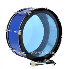 22 inch Blue Afanti Music Bass Drum BAS 1514