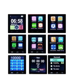 Image 5 - Nuevo reloj inteligente deportivo Bluetooth U8 para IPhone IOS Android reloj de uso para teléfono inteligente dispositivo portátil Smartwach GT08 DZ09