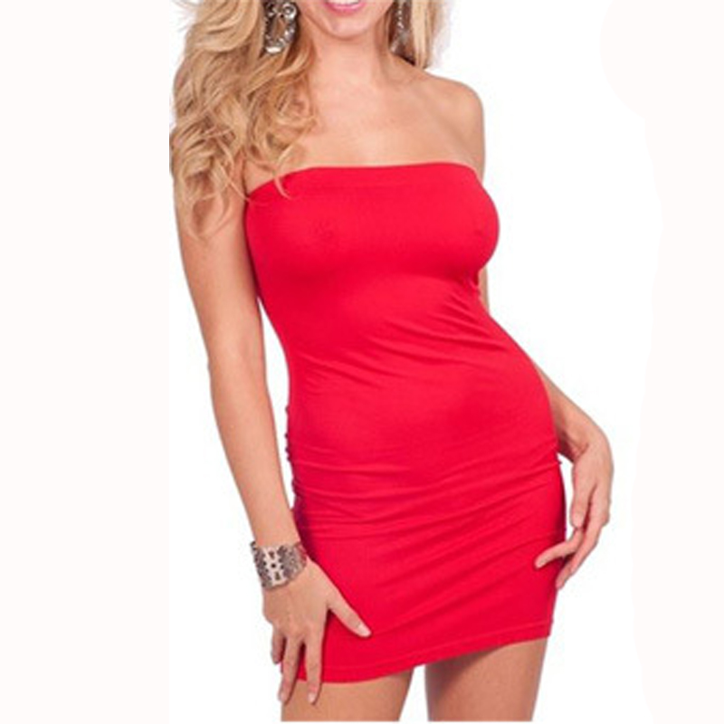 font b Women b font Summer Basic Short Red font b Dress b font Meeting