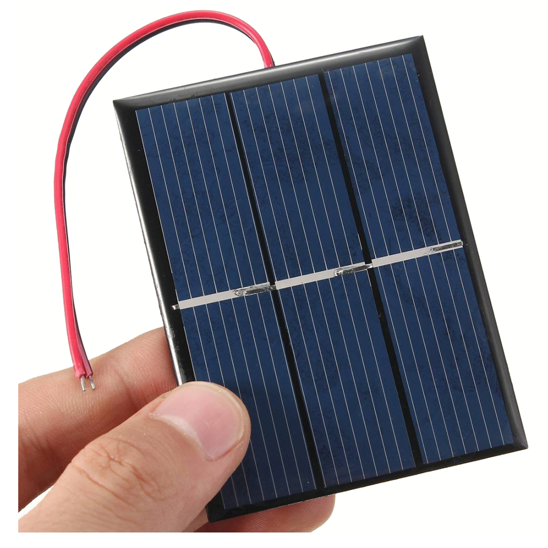Mini Universal 0.65W 1.5V Solar panel Polycrystalline Silicon DIY For Battery Cell Phone Chargers Portable China Solar Power