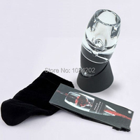 24sets New Magic Decanter Essential RED Wine Aerator And Sediment Filter With Gift Box