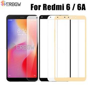 Image 1 - 5.45 inch Kính Cường Lực Cho Xiaomi Redmi 6 6A Tấm Bảo Vệ Màn Hình 2.5D 9 H Kính Cường Lực Cho Xiaomi Redmi6 MỘT Kính redmi6A Màng bảo vệ