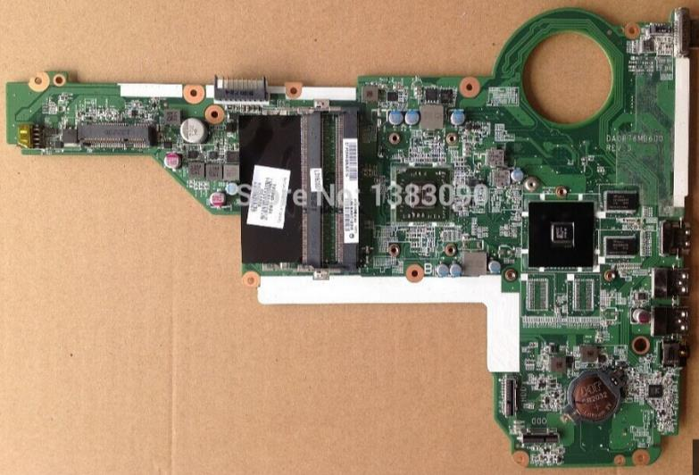 цена Laptop Motherboard For 15-E 14-E Motherboard 727724-501 DA0R76MB6D0 DDR3 Fully Tested { 90 days warranty }