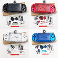 [New Version] Red Color for Sony PSP3000 PSP 3000 Game Console replacement full housing shell cover case with buttons kit