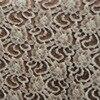 Small Coat Of Jacquard Velvet Jacquard Fabric Stretch Lace