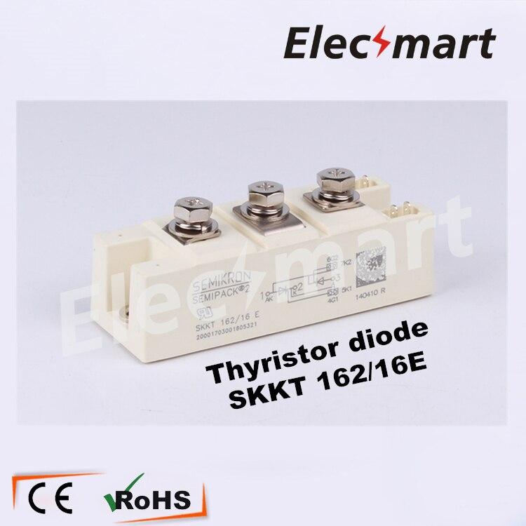 Semikron Silicon Controlled Thyristor Module SKKT 162/16E