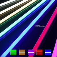 Toika 25pcs Lot 4ft 40W 1200MM T8 LED Tube Light High Brightness Epistar 1 2m Red